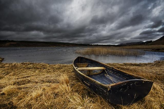 Loch Borralan - Assynt