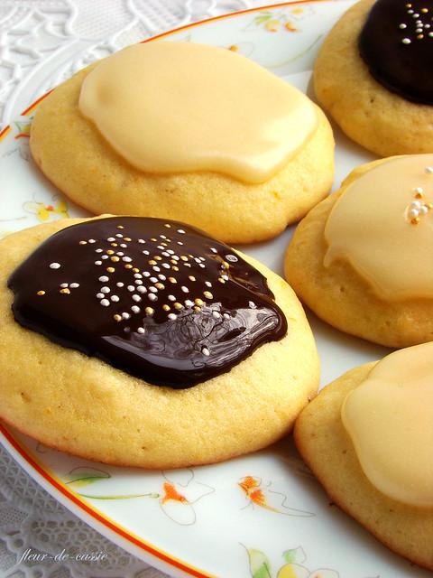 апельсиновое печенье 1