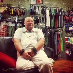 w/SIR @ the Underwear Store