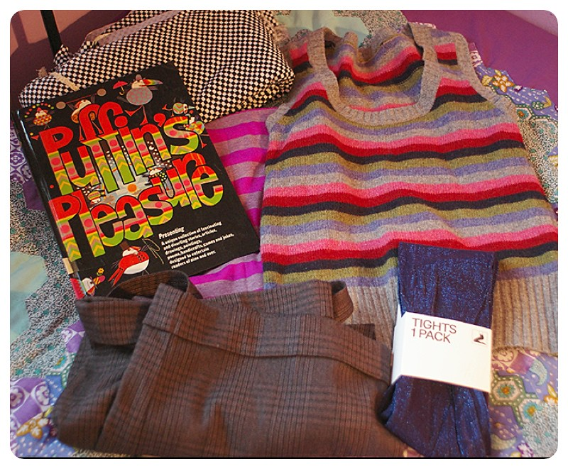 charity shop haul 15 feb 13