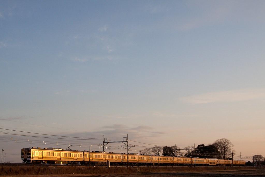 JR Series 211