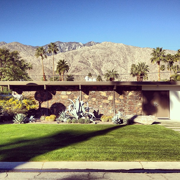 Houses of Palm Springs #2.