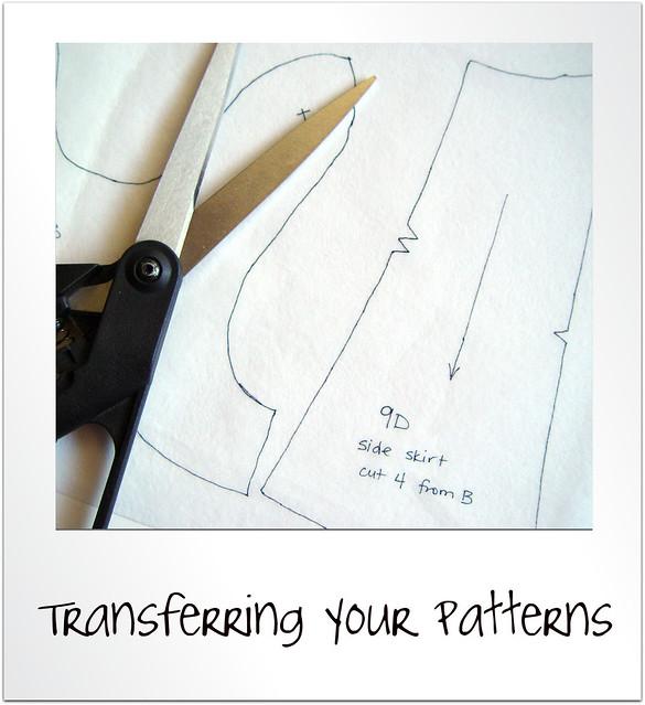 Pattern Transfer