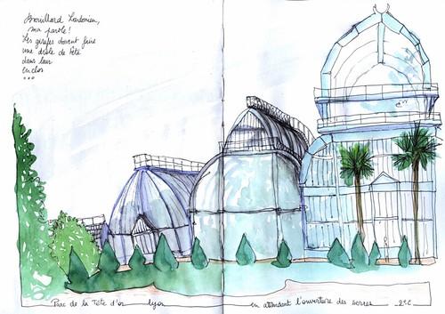 Parc Lyon - Serres