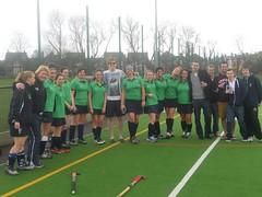 Ladies 2nd Team Win
