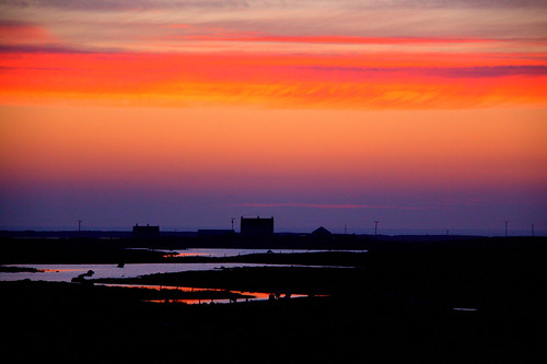 Stoneybridge ,South Uist. by Allan ,South Uist.