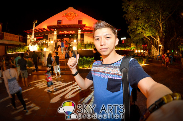 Hard Rock Cafe Melaka @ Jonker Walk Travel Spot