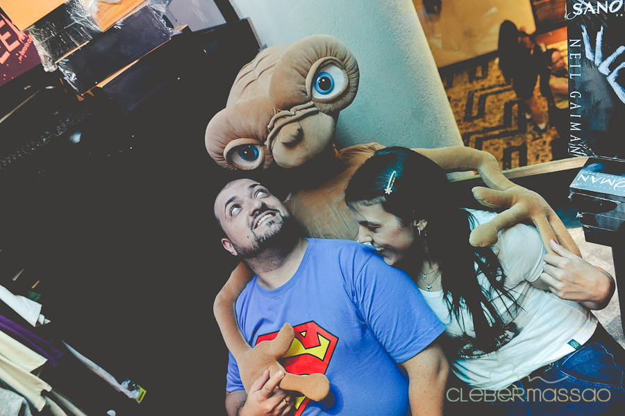 Ana e Fabio E-session na Loja Geek Alameda Santos (34 de 38)