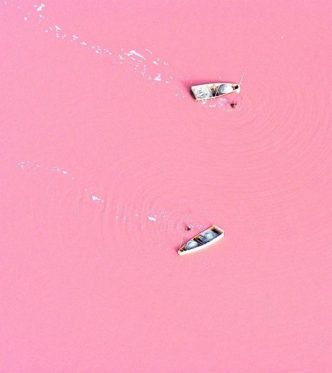 Pink Lake 3