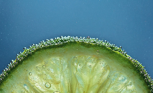 Limey Bubbles by petetaylor