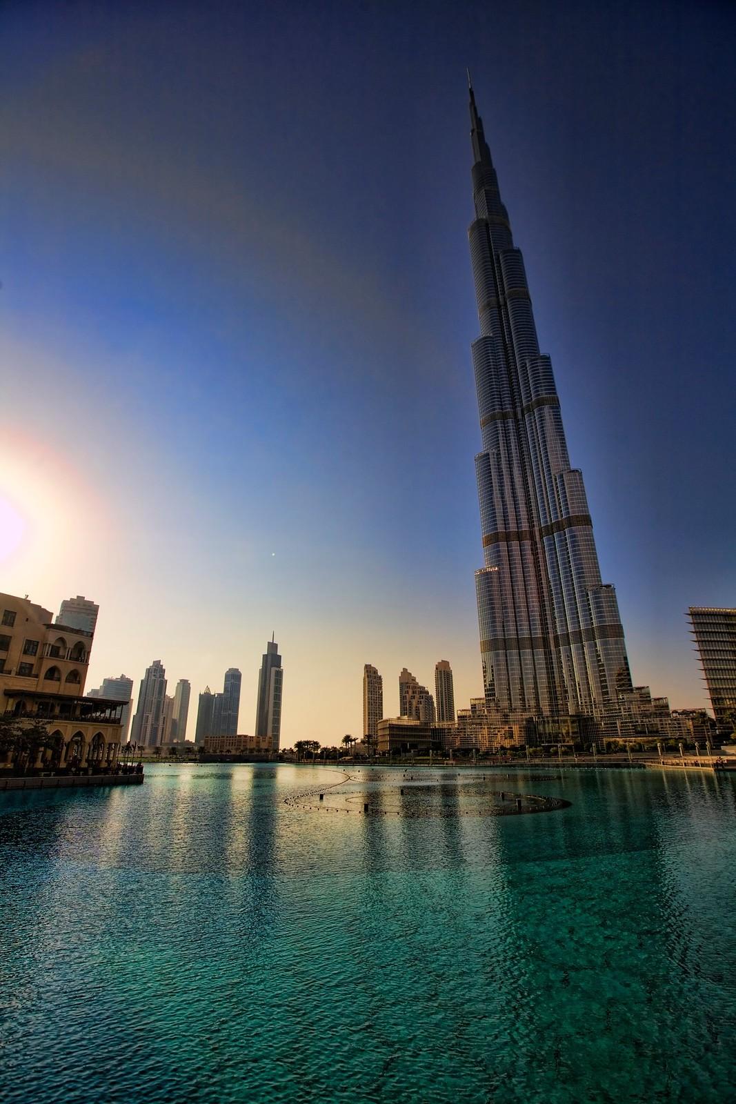 Majestic Burj Khalifa