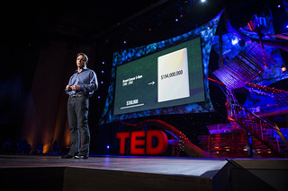 Dan Pallotta's popular TED Talk