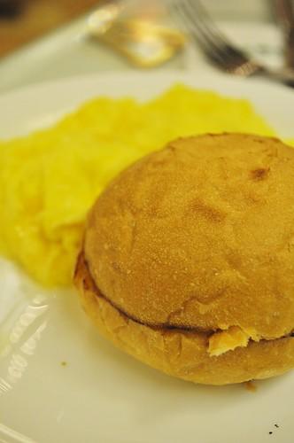 crispy bun