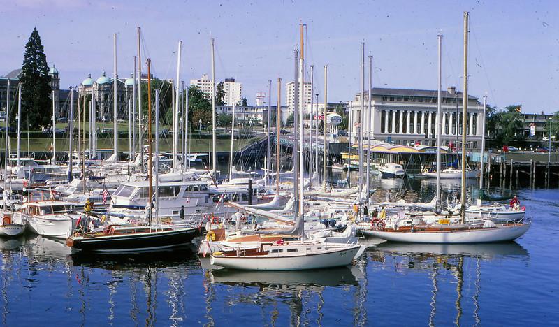 1971 Victoria Harbour