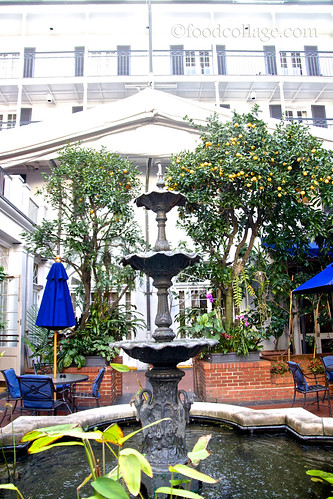 Courtyard at Royal Sonesta Hotel (New Orleans)