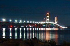 Mackinac Bridge, MI