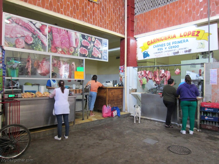 Indoor Market in Chapala