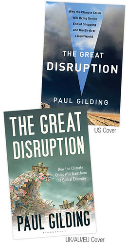The Great Disruption bk cover