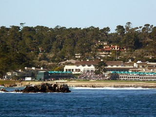 Pebble Beach National Pro Am - Lodge at Pebble Beach