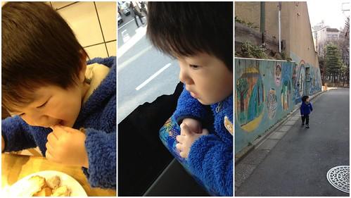 朝の散歩 2013/3/8