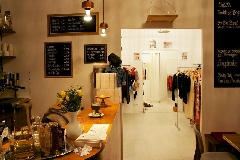 Shop and Cafffeine