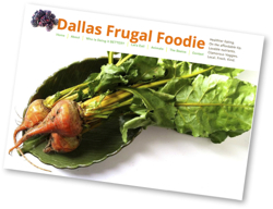 Dallas Frugal Foodie button