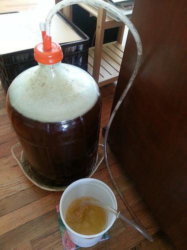 2013.03 caraway rye ale