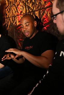 Jason McDonald, Lead Combat Designer - God of War: Ascension