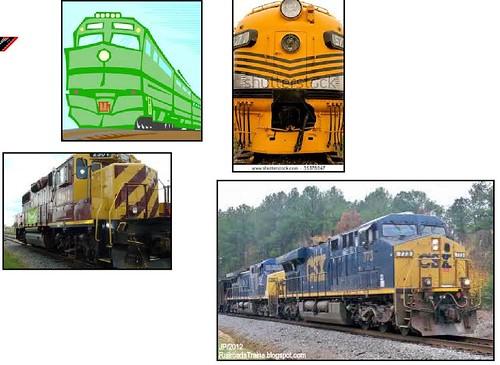 shp trains