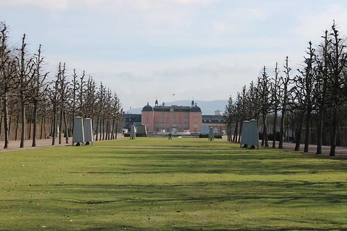 2013.03.09.173 - SCHWETZINGEN - Schwetzinger Schlossgarten - Schloss Schwetzingen