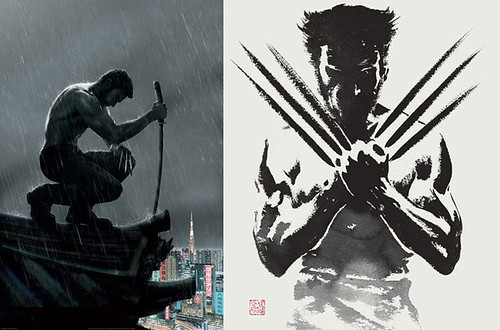 THE-WOLVERINE-TEASER-POSTERS