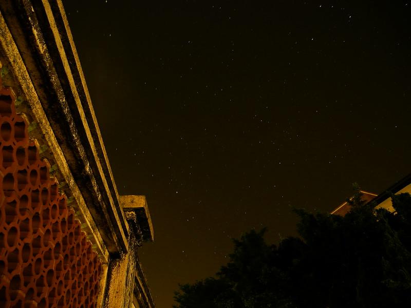 DC隨便拍之星空照