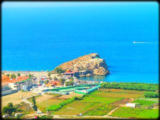Billede af Castillo de Salobreña. andalucía playa granada salobreña costatropical