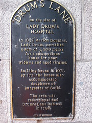 Photo of Black plaque number 3462