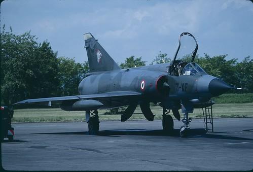 3-XF Mirage3E France AF