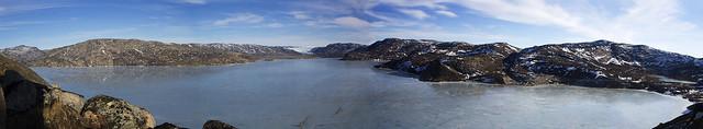 Pakitsoq - Panorama