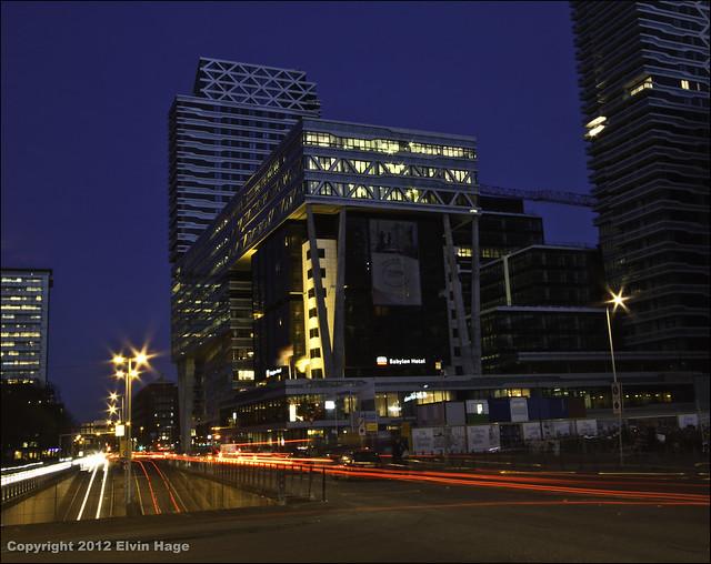 Bezuidehoutseweg / Long Exposure / The Hague