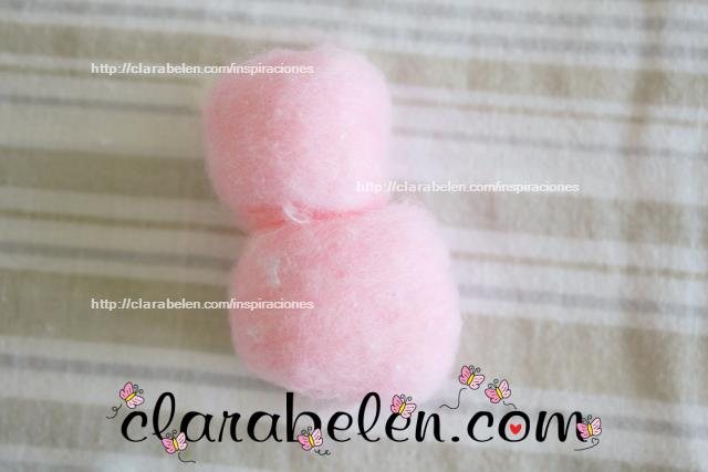 Conejo de Pascua manualidades fáciles para niños