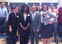Photo: Nonprofit Arts Day Summit panelists