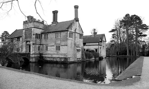 20130303-06_Baddesley Clinton Manor House - National Trust by gary.hadden