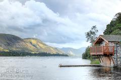 Lake Ullswater, Boathouse