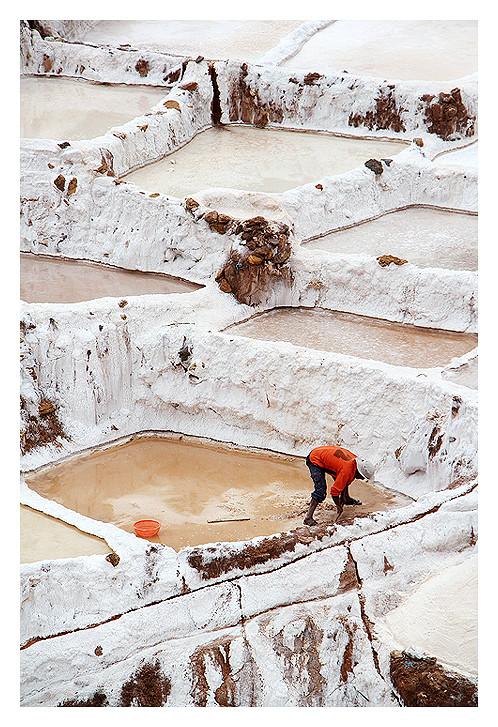 10 Maras salt mines