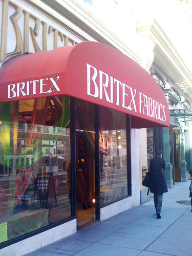Britex Fabrics, San Francisco