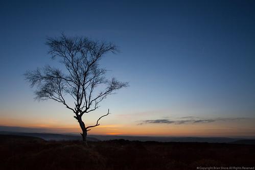 light sunset england sky landscape unitedkingdom derbyshire castleton