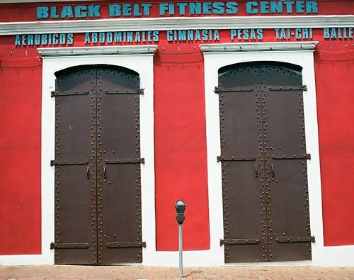 Black Belt Fitness Center
