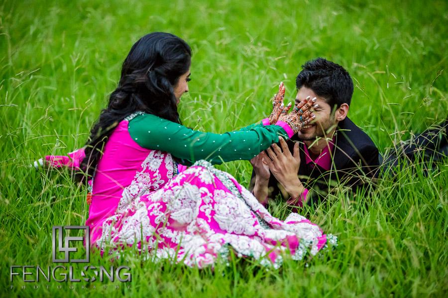 Natasha & Karim Pre-Wedding   Parramatta Park   Sydney Australia Destination Indian Wedding Photography