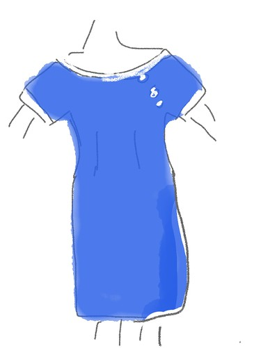 Pan Am Kleid Idee 2