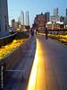 Highline Curved Bench