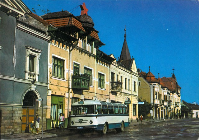 Gheorgheni Romania  City new picture : Romania Gheorgheni 1972 front | Flickr Photo Sharing!