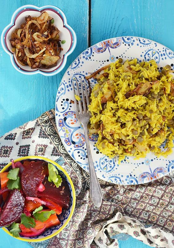 spisy rice
